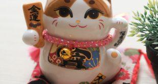 Văn hóa trưng bày mèo Maneki Neko của người dân Nhật Bản 18