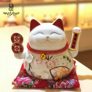 Văn hóa trưng bày mèo Maneki Neko của người dân Nhật Bản 1
